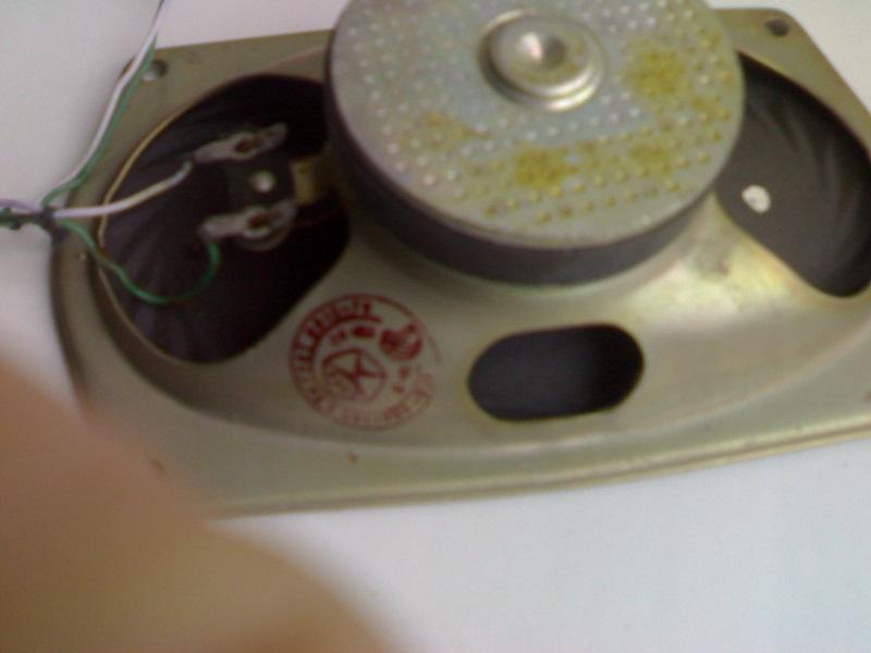 2. Динамик  2ГД-40А-140 8 ом