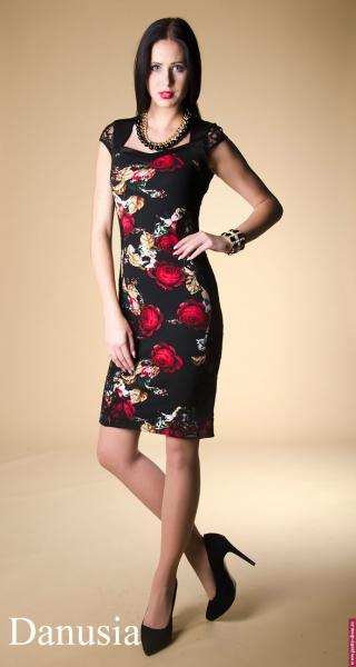 Платье Be-3 Danusia