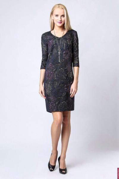Платье Modern Line Цветы