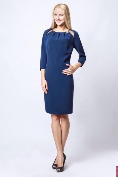 Платье Modern Line blue