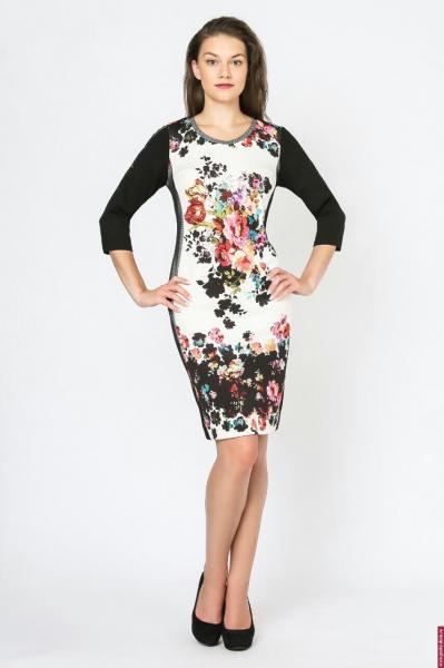 Платье Modern Line flowers