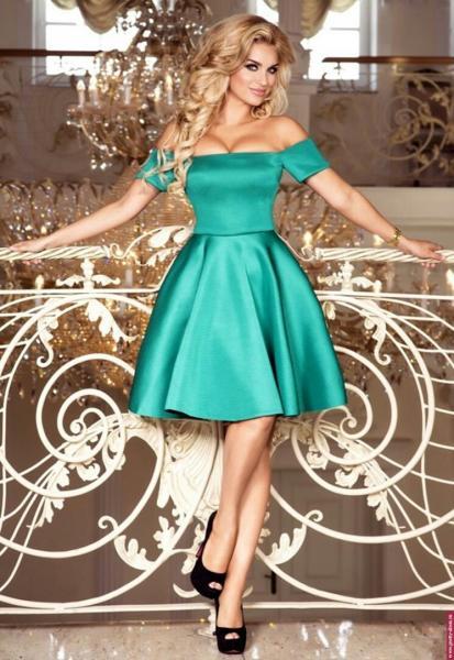 Платье EMO Каре