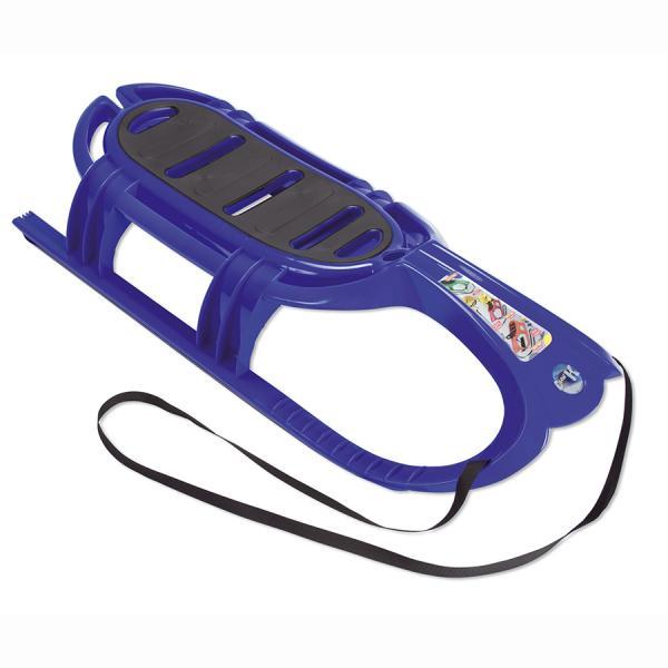 KHW Санки детские Snow Tiger 21502 (синий)