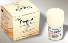 Темполат (дентин-паста)