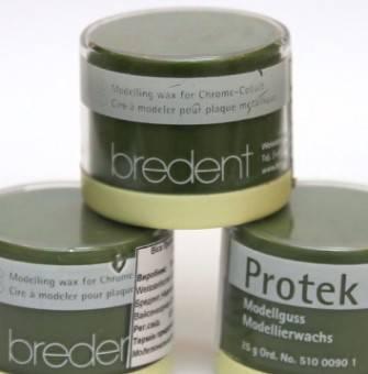 Protek wax (Протек) 25г. Bredent (Германия)