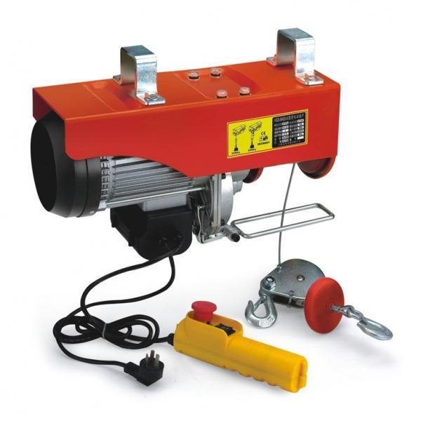 Тельфер электрический Forte FPA 500 (37688)