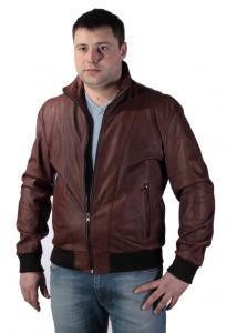 Фото Верхняя одежда, итальянская кожа Куртка