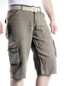 Фото Брюки, бриджи, шорты, лён Модель: SH-003