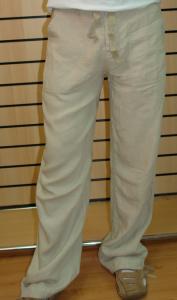 Фото Брюки, бриджи, шорты, лён Модель: 507