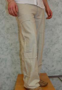 Фото Брюки, бриджи, шорты, лён Модель: K05-002