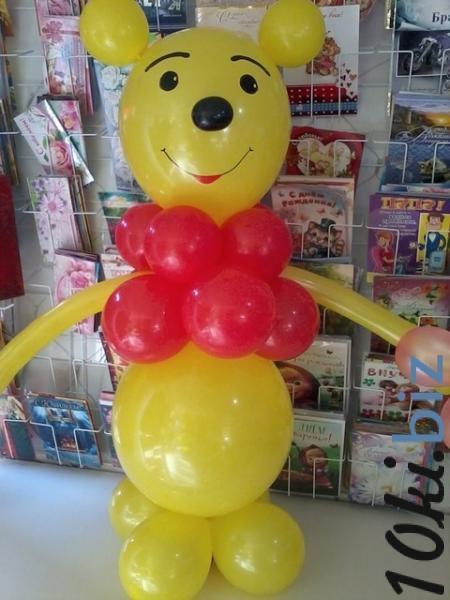 Медведь из шаров купить в Луганске - Подарки и сувениры