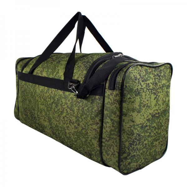 Спортивная сумка Barklay-Д-190 цифровой комуфляж