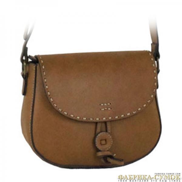 Женская сумка арт. 823-3846-2-BRW