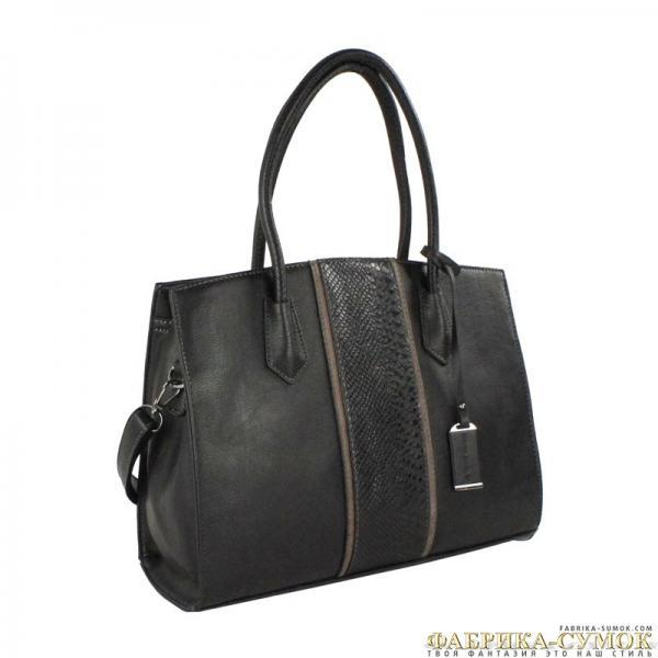 Женская сумка арт. 823-3906-2-BLK