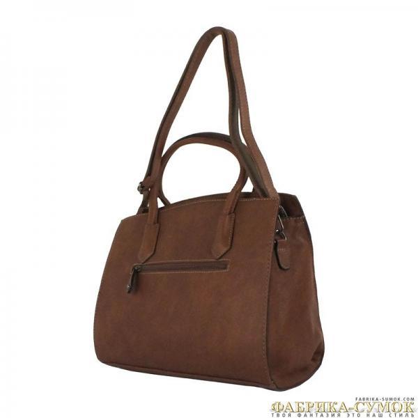 Женская сумка арт. 823-3906-2-BRW