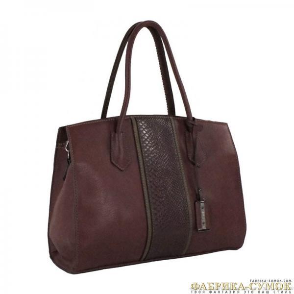 Женская сумка арт. 823-3906-2-PLM