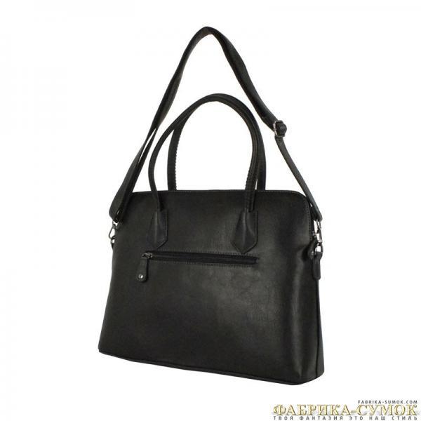 Женская сумка арт. 823-3906-3-BLK