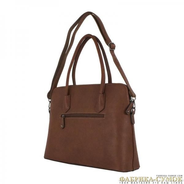 Женская сумка арт. 823-3906-3-BRW