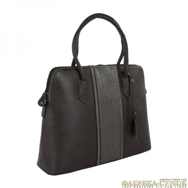 Женская сумка арт. 823-3906-3-DGR