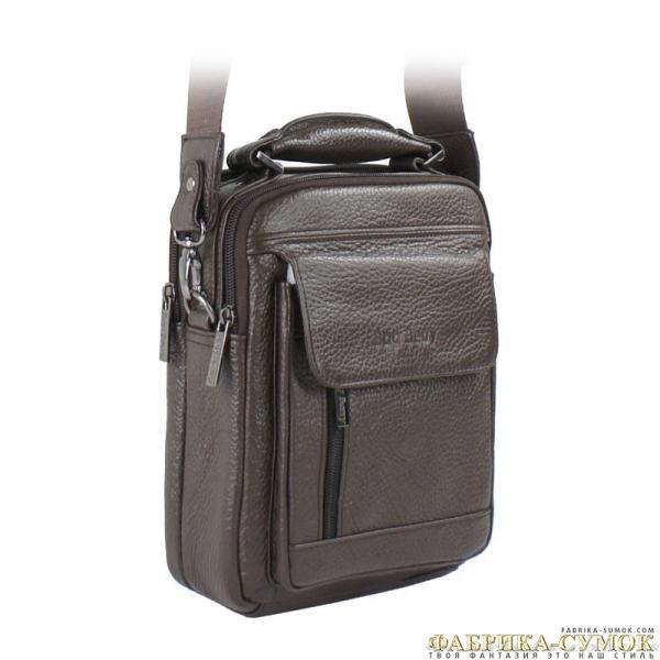 Мужская сумка арт. 186-2617A-BagBerry-BRW