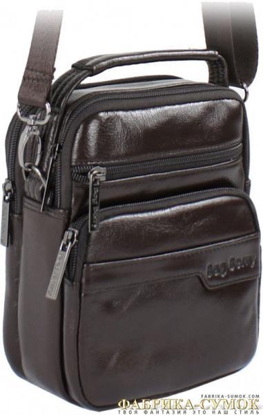 Мужская сумка арт.186-3092A-BagBerry-COF
