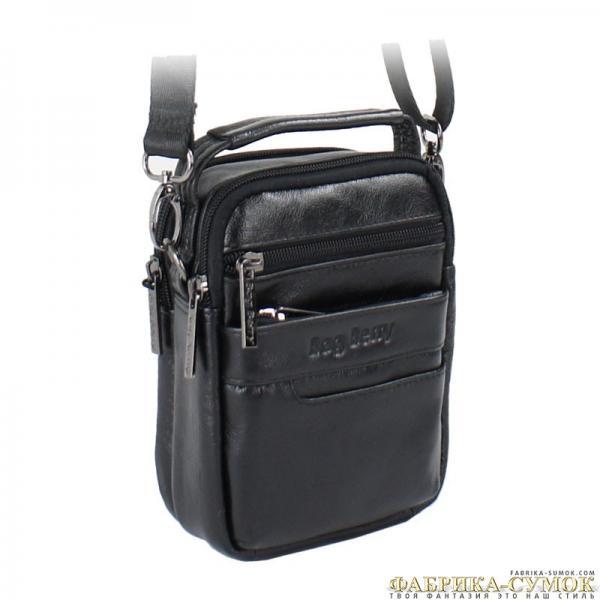 Мужская сумка арт.186-3095A-BagBerry-BLK