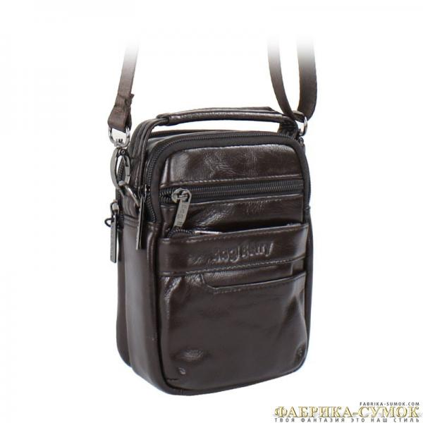 Мужская сумка арт.186-3095A-BagBerry-COF