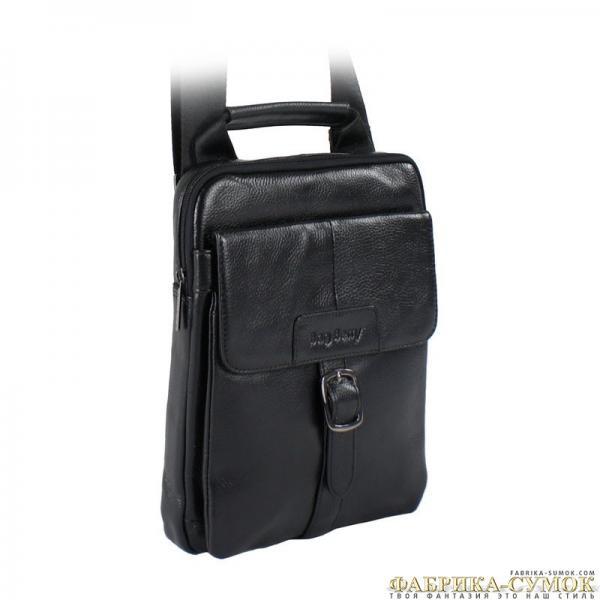 Мужская сумка арт.186-3098A-BagBerry-BLK