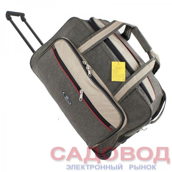 Колесная сумка арт.Орбита-1381