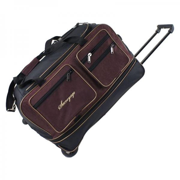 Колесная сумка арт.Саквояж-А-202