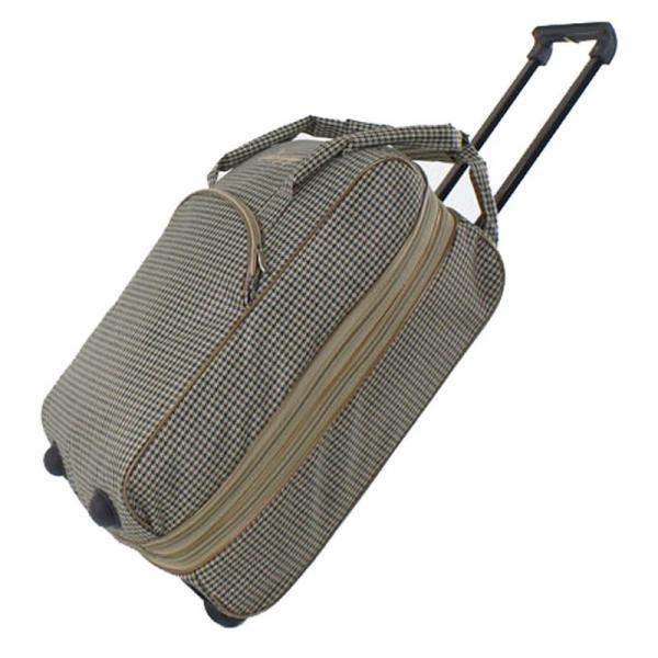 Колесная сумка арт.Саквояж-А206(г/л)