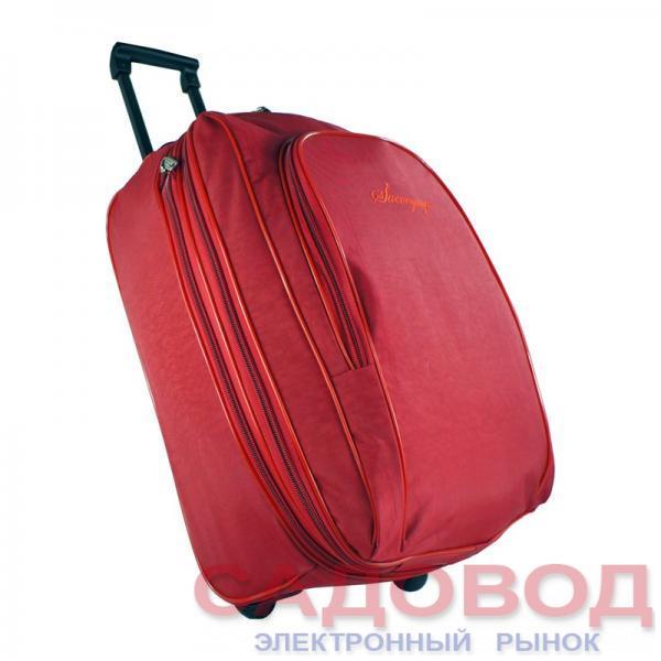 Колесная сумка арт.Саквояж-А207(ж)