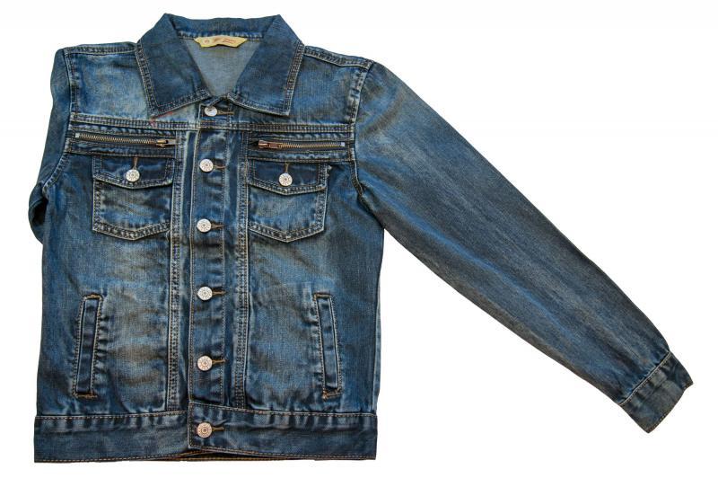 Куртки джинсовые для мальчиков B6080 B6080