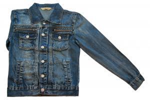 Фото КУРТКИ ДЖИНСОВЫЕ ОПТОМ, ДЛЯ МАЛЬЧИКОВ Куртки джинсовые для мальчиков B6080 B6080