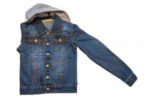 Фото КУРТКИ ДЖИНСОВЫЕ ОПТОМ, ДЛЯ МАЛЬЧИКОВ Куртки джинсовые для мальчиков SB6085 SB6085
