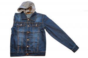 Фото КУРТКИ ДЖИНСОВЫЕ ОПТОМ, ДЛЯ МАЛЬЧИКОВ Куртки джинсовые для мальчиков B6069 B6069