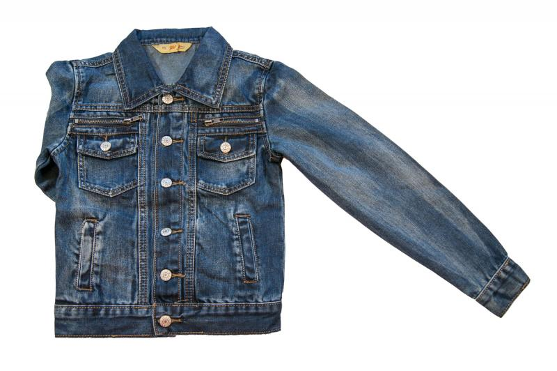 Куртки джинсовые для мальчиков SB6086 SB6086