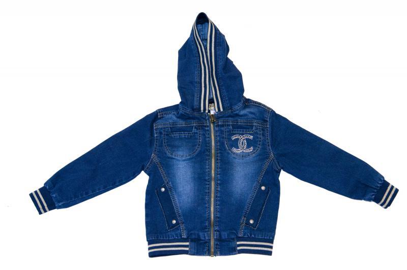 Куртки джинсовые для мальчиков FG95# FG95#