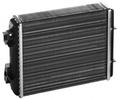 Фото  Радиатор отопителя (2105-8101060) ВАЗ 2101-2107, 2120, 2121, 2131, 1111 ОКА и их модификации (пр-во ПЕКАР)