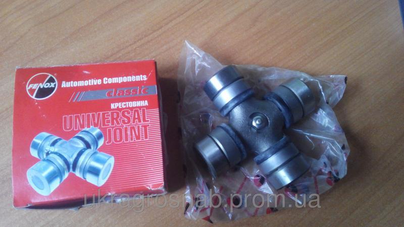 Крестовина вала карданного КАМАЗ с масленкой UJ80007C3 (5320-2201025-02) (пр-во FENOX)