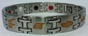 Фото Стальные магнитные браслеты Стальной магнитный браслет FG3