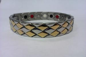 Фото Стальные магнитные браслеты Стальной магнитный браслет FG4