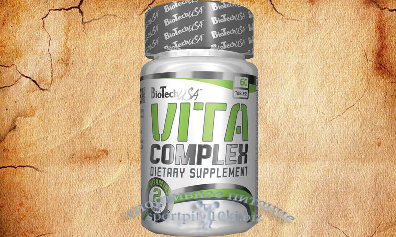 Vita Complex 60 tablets