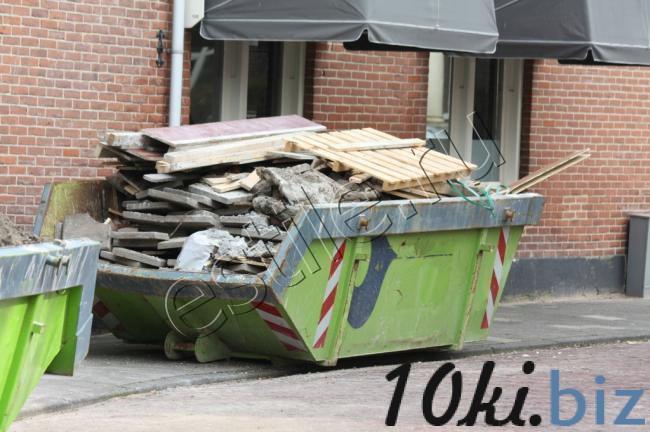 УСЛУГИ ГРУЗЧИКОВ ПО ВЫВОЗУ МУСОРА. Вывоз строительного мусора в Москве