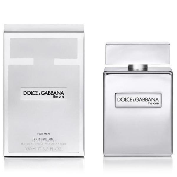 Туалетная вода Dolce&Gabbana the One for Men Platinum, 100ml