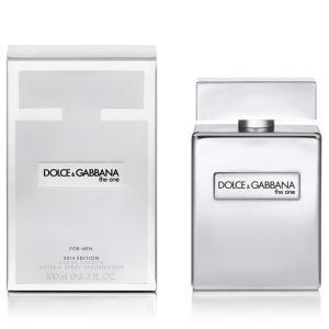 Фото МУЖСКОЙ ПАРФЮМ, Dolce and Gabbana Туалетная вода Dolce&Gabbana the One for Men Platinum, 100ml