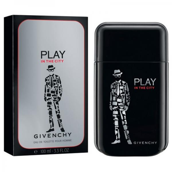 Туалетная вода Givenchy Play in the City for Him 100ml