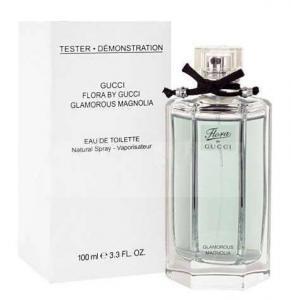 Фото ТЕСТЕРЫ, ЖЕНСКИЕ Тестер Gucci Flora by Gucci Glamorous Magnolia 100 ml