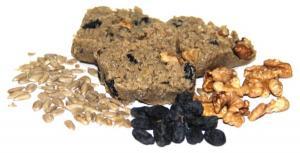 Фото Халва Халва подсолнечная c изюмом и грецким орехом