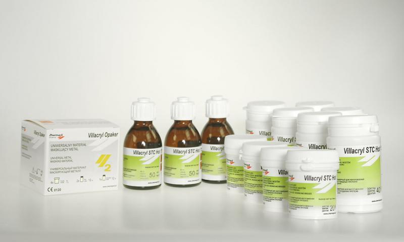 Villacryl STC Hot kit  (Виллакрил СТС ХОТ набор)